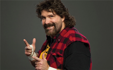 Mick Foley VIP Package