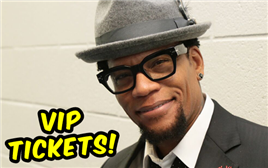 DL Hughley VIP Package