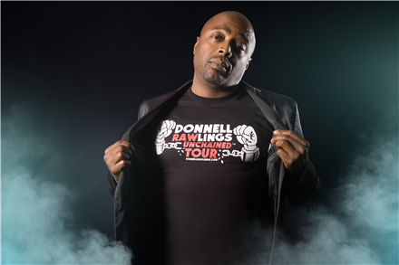 Donnell Rawlings Dinner Package