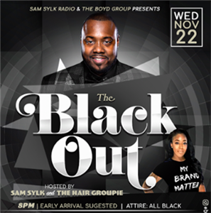 Sam Sylk''s Black Out