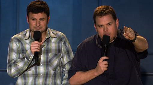 The Broken Lizard Tour with Steve Lemme & Kevin Heffernan